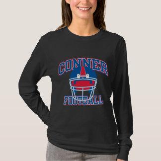 Conner Football Ladies Long Sleeve T T-Shirt