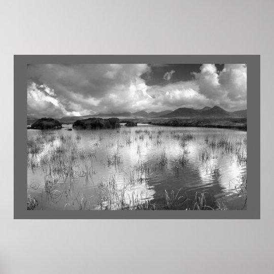 Connermera Landscape Poster