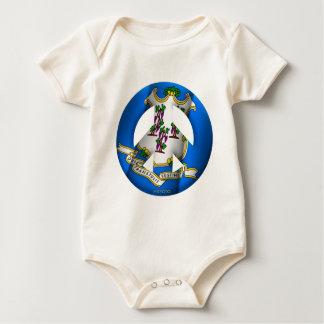 Conneticut Baby Bodysuit