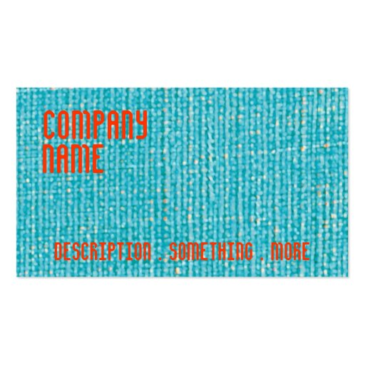 Connie Business Card