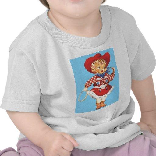 Connie Cowgirl Tee Shirts