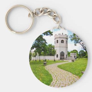 Connie Gretz Secret Garden keychain