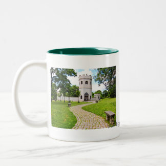 Connie Gretz Secret Garden mug