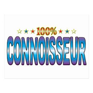 Connoisseur Star Tag v2 Post Cards