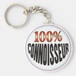Connoisseur Tag Key Chains