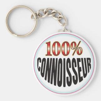 Connoisseur Tag Keychain