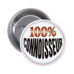 Connoisseur Tag Pinback Button