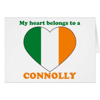 Connolly Card