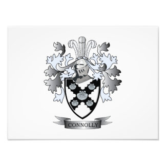 Connolly Coat of Arms Photo Print