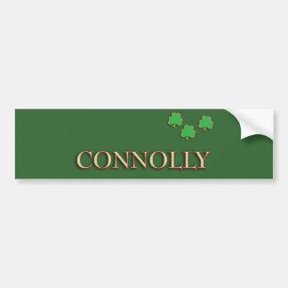 Connolly Family Bumper Sticker