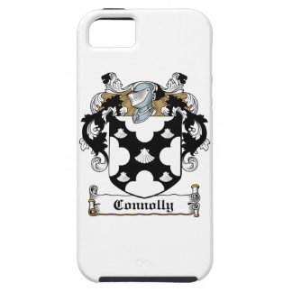 Connolly Family Crest iPhone 5 Covers