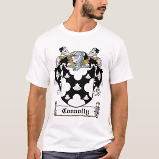 Connolly Family Crest T-Shirt
