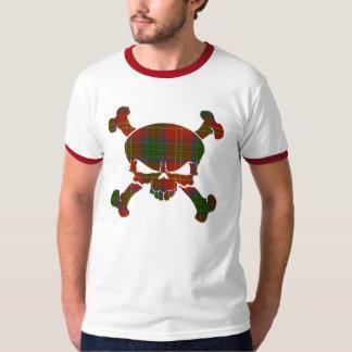 Connolly Tartan Skull No Banner Shirt