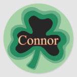 Connor Family Classic Round Sticker