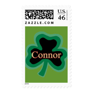 Connor Family Postage Stamp