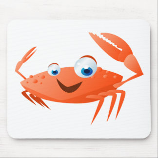 Connor The Crab Mouse Pad