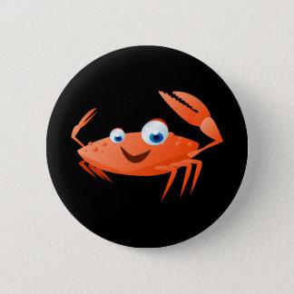 Connor The Crab Pinback Button