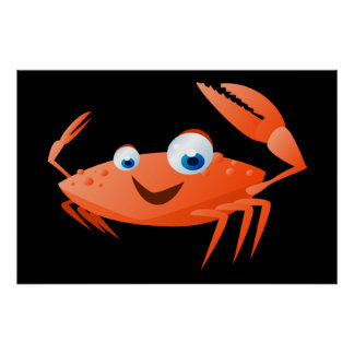 Connor The Crab Posters