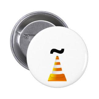Cono Coño Spanish Comedy Pinback Button