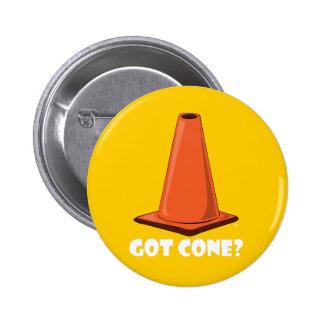 CONO CONSEGUIDO 1t Pin Redondo 5 Cm