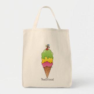 Cono de helado bolsa