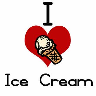 Cono de helado de amor y odio I Esculturas Fotográficas
