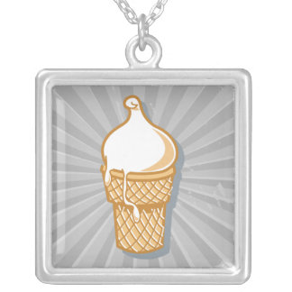 cono de helado retro joyeria