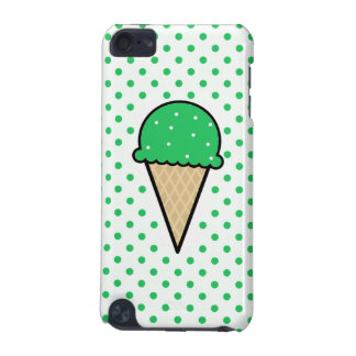 Cono de helado verde de Kelly