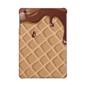 Cono de la galleta de la pasta dura de chocolate