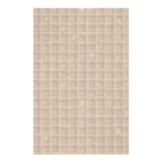 Cono de la galleta papelería de diseño