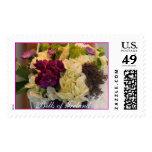 Cono floral sellos