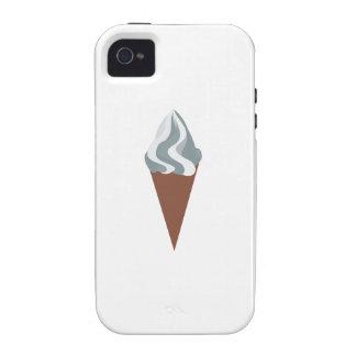 Cono poner crema de Vanilla Ice Vibe iPhone 4 Carcasa
