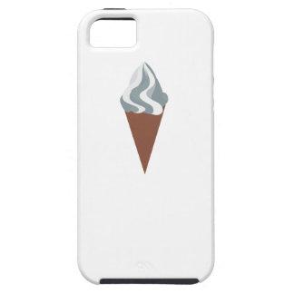 Cono poner crema de Vanilla Ice iPhone 5 Case-Mate Protectores