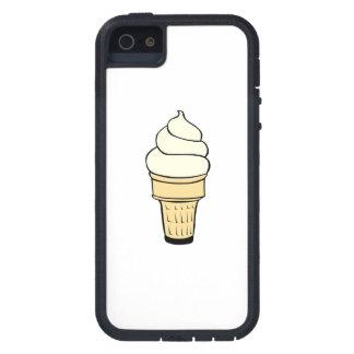 Cono poner crema de Vanilla Ice iPhone 5 Case-Mate Protector