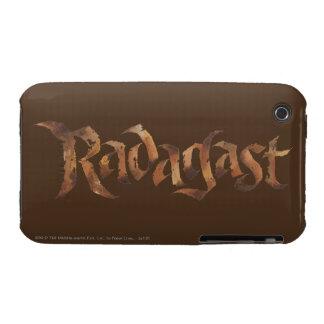 Conocido de RADAGAST™ texturizado Carcasa Para iPhone 3