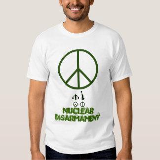 Conocimiento de la paz remeras