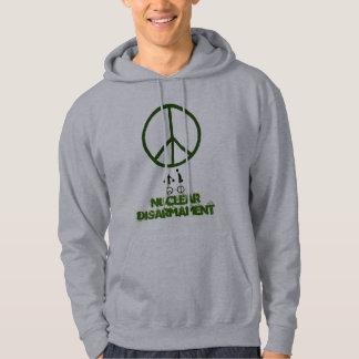 Conocimiento de la paz sudaderas