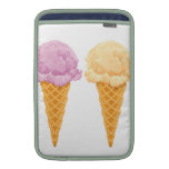 Conos de helado fundas macbook air