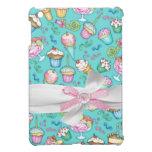 Conos de las magdalenas y de helado iPad mini coberturas