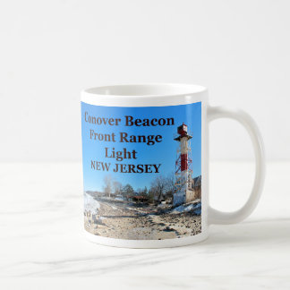 Conover Beacon Front Range Light, NJ Mug