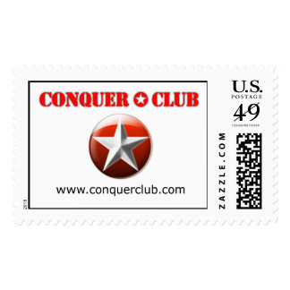 Conquer Club Stamp