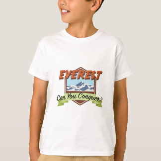 Conquer Everest T-Shirt