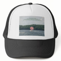 Conquer Fear Trucker Hat