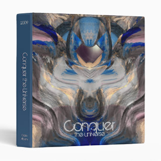 Conquer the Universe 3 Ring Binder