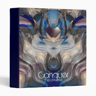 Conquer the Universe Binder