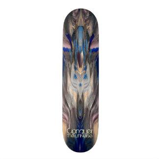 Conquer the Universe Skateboard