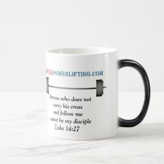 Conquer yourself magic mug