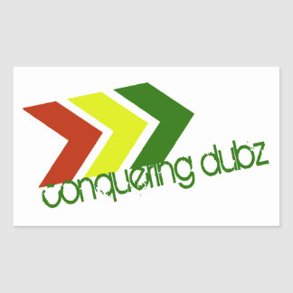Conquering Dubz Stickers (Pack of 4)