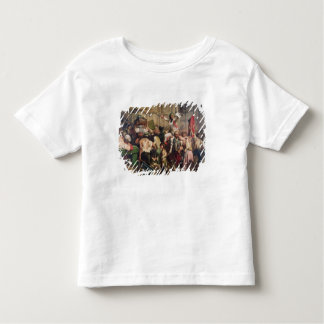 Conquerors of  Bastille before the Hotel de Toddler T-shirt