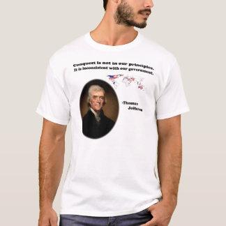 Conquest is Un-American T-Shirt